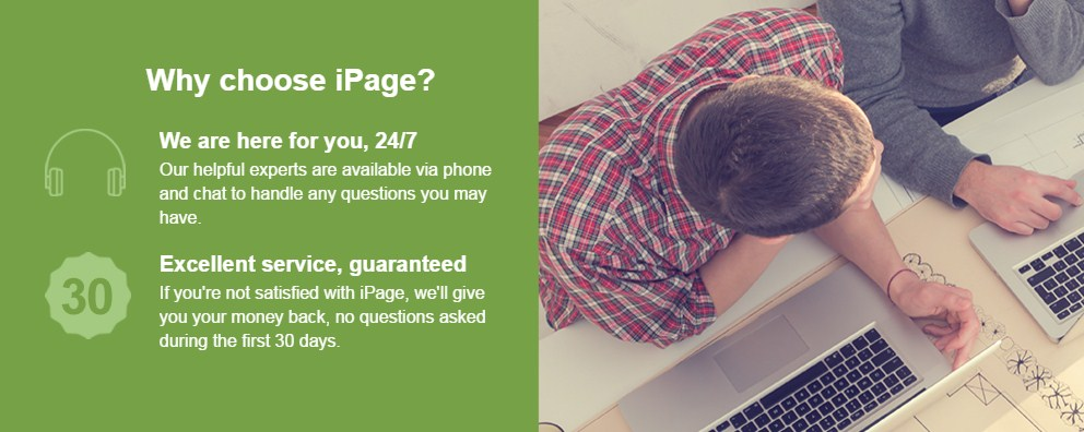 ipage customer care